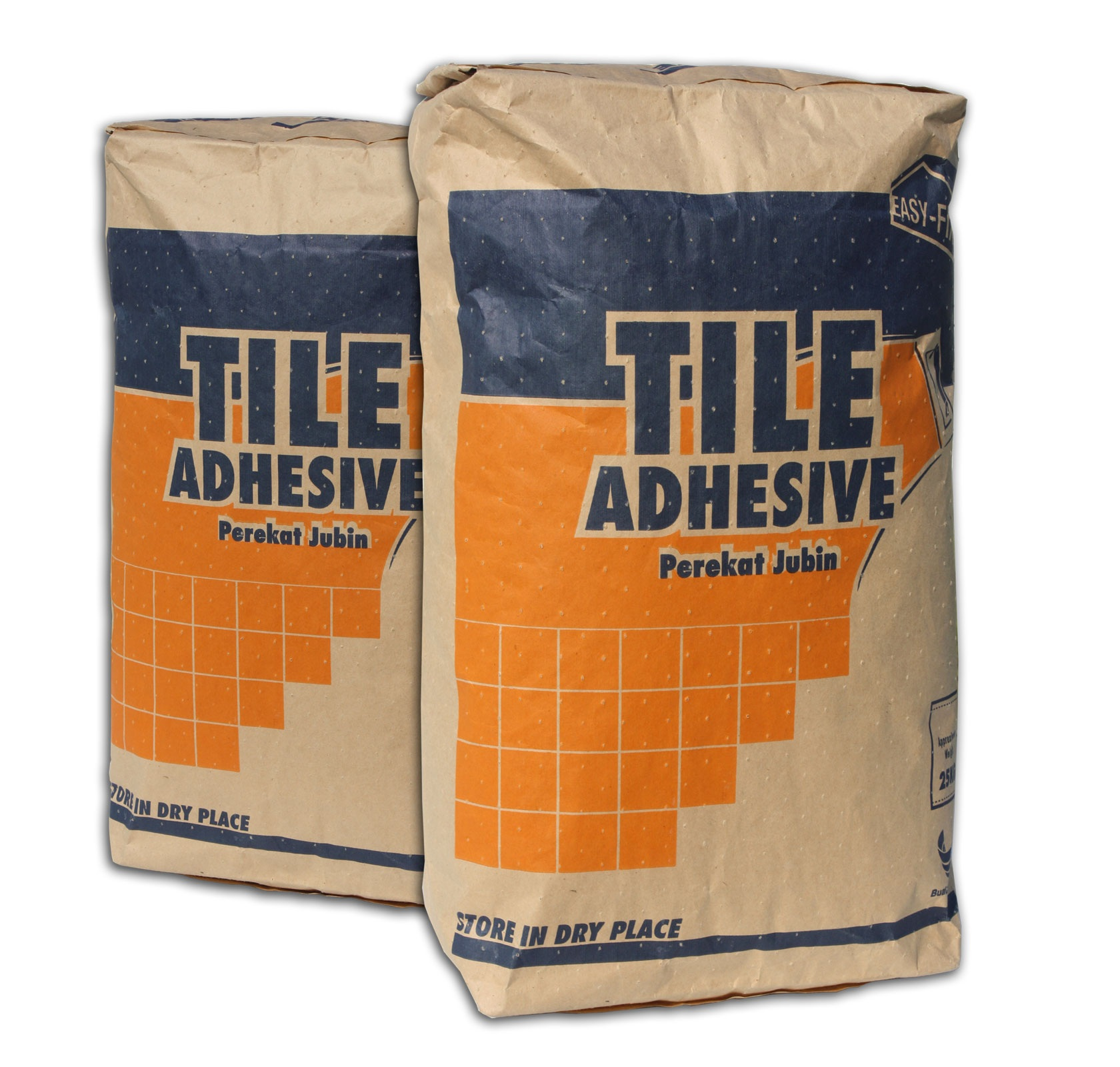 Fixing Tiles Adhesive : Easy fix concrete repair